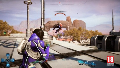 Mass Effect - Andromeda -ennakkovaraajan traileri