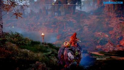 Horizon: Zero Dawn - 20 minuuttia PS4 Pro -pelikuvaa 1080p