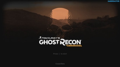 GR Liven uusinta: Ghost Recon: Wildlands