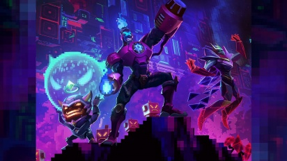 League of Legends - Villains Rule! Arcade Boss World -traileri