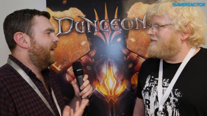 Dungeons 3 - Christian Wolfertstetter haastattelussa
