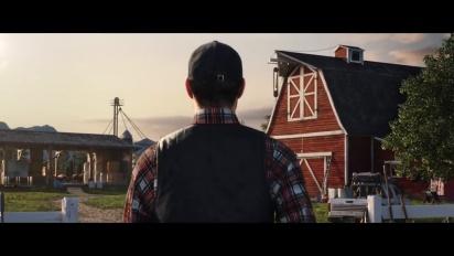 Farming Simulator 19 - virallinen paljastustraileri