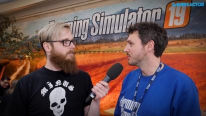 Farming Simulator 19 - Martin Rabl haastattelussa