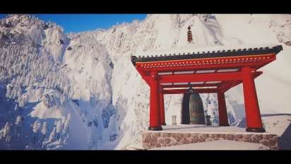 Steep: Road To The Olympics - Japanin pelikuvatraileri