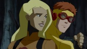 Young Justice: Outsiders - Comic-Con -traileri