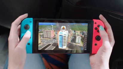 Cities: Skylines - Nintendo Switch -traileri