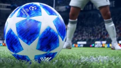 FIFA 19 - Demo-traileri