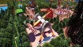 RollerCoaster Tycoon Adventures - traileri