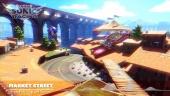 Team Sonic Racing - Market Street -traileri