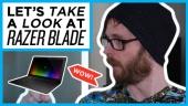Nopea katsaus - Razer Blade (2018)