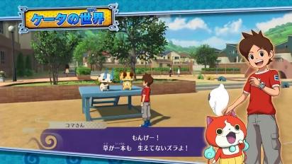 Yo-kai Watch 4 - japanilainen pelikuvatraileri