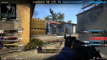 Gamereactor CS:GO League Finals - pätkä