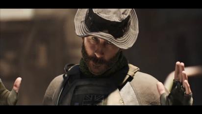Call of Duty: Modern Warfare - Launch Gameplay -traileri