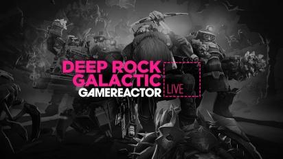 GR Liven uusinta: Deep Rock Galactic