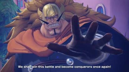 One Piece: Pirate Warriors 4 - Whole Cake Island Pack DLC Traileri
