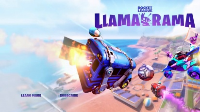 Rocket League - Llama-Rama Event Traileri