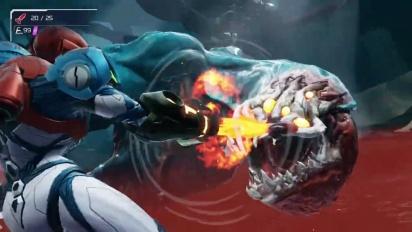Metroid Dread - Nintendo Treehouse: Live E3 2021 (Part 2)