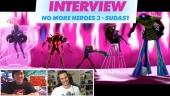 No More Heroes 3 - Goichi 'SUDA51' Suda haastattelussa