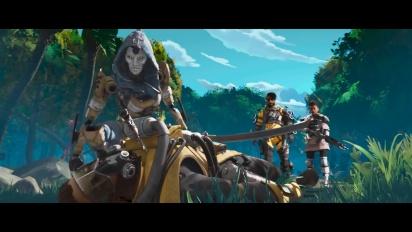 Apex Legends - Escape -julkaisutraileri