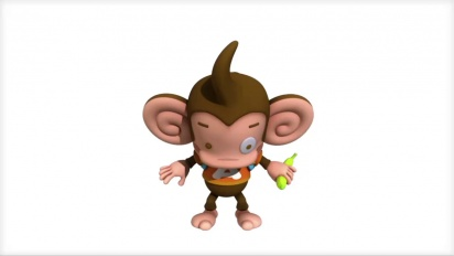 Super Monkey Ball 3D - Race Trailer