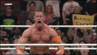 WWE All Stars - Cena vs Hogan
