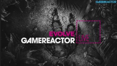 GR Live -uusinta: Evolve