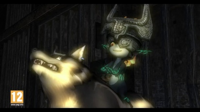 The Legend of Zelda: Twilight Princess HD - Story Trailer