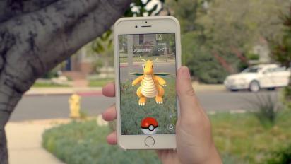 Pokémon Go - Euroopan julkaisutraileri