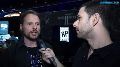 Warhammer 40,000: Inquisitor - Martyr - Victor Juhaszin haastattelu