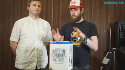 World of Final Fantasy -kisajulkistus