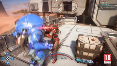 Mass Effect: Andromeda - ennakkovaraajan traileri