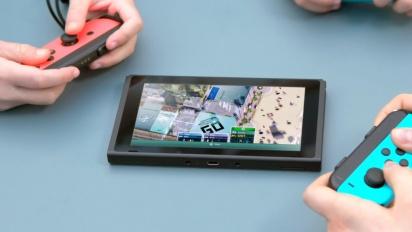 Monopoly for Nintendo Switch - julkistustraileri