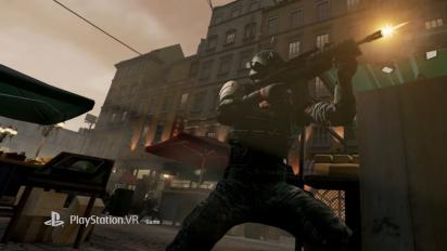 Bravo Team - PlayStation VR -julkistustraileri