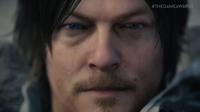 Death Stranding - Game Awards 2017 -traileri