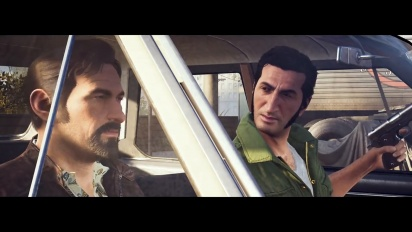 A Way Out - tapaa Vincent ja Leo