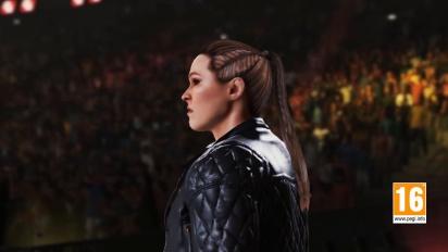 WWE 2K19 - The Phenomenal One -traileri