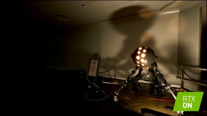 Atomic Heart - Virallinen GeForce RTX Ray Tracing Demo