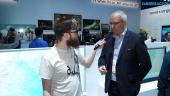 CES19: Samsung Serif and The Frame - Magnus Nilsson haastattelussa