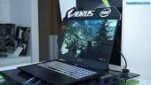 CES19: Gigabyte Laptops - Andy Chu haastattelussa