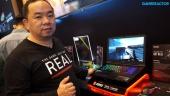 CES19: MSI GT75 Titan RTX 2080 - Alex Lin haastattelussa