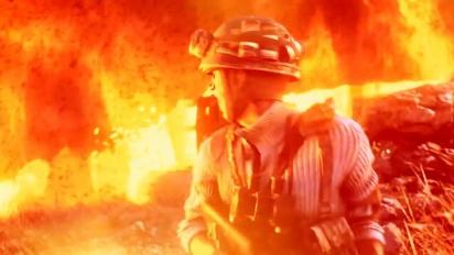 Battlefield V - Firestorm Battle Royale - paljastustraileri