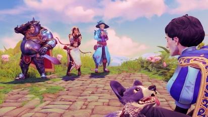 Trine 4 - Toby's Dream DLC -pätkä