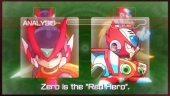 Mega Man Zero/ZX Legacy Collection - Red Hero -traileri