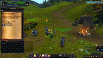 WoW: Shadowlands - Alliance New Starting Area