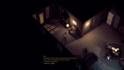 Skyhill: Black Mist - Story Gameplay Traileri
