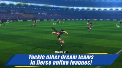 Captain Tsubasa: Rise of New Champions - Online Modes Traileri