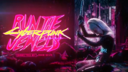 Cyberpunk 2077 - No Save Point by Yankee and the Brave (Run the Jewels)