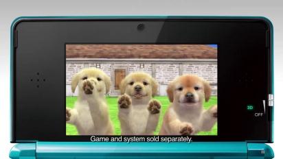 Nintendogs + Cats - Trailer
