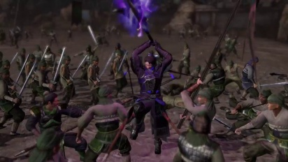 Dynasty Warriors 8: Xtreme Legends - Complete Edition - Yu Jin Trailer