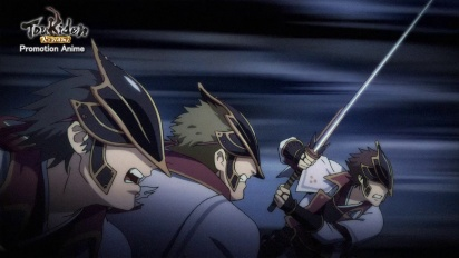 Toukiden: Kiwami - Anime Trailer